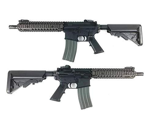 VFC MK18 MOD1 RIS II Daniel Defence 日本版 最新V2 GBBR ガスブローバック BK/FDE