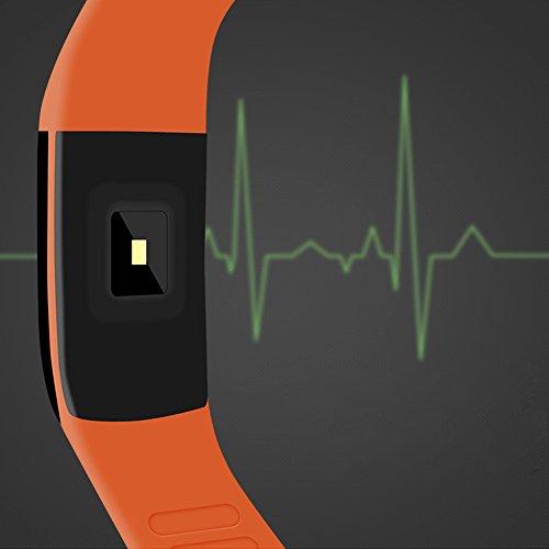 chebao, Reloj inteligente, rastreador de sueño, UP08 Sports Bluetooth Smart Watch pulsera banda de frecuencia cardíaca, monitor de frecuencia cardíaca-130669.03