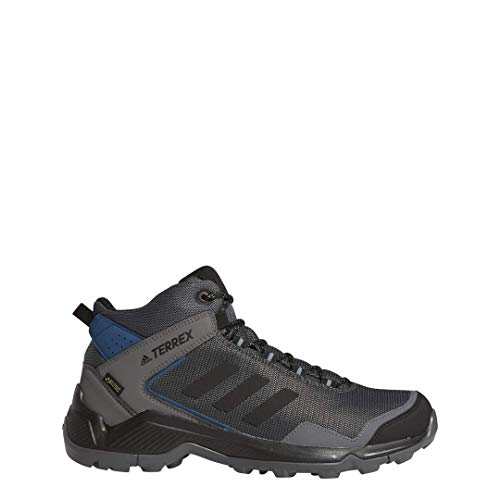 adidas outdoor Men's Terrex EASTRAIL MID GTX Hiking Boot, Four/Black/Grey Three, 8 D US