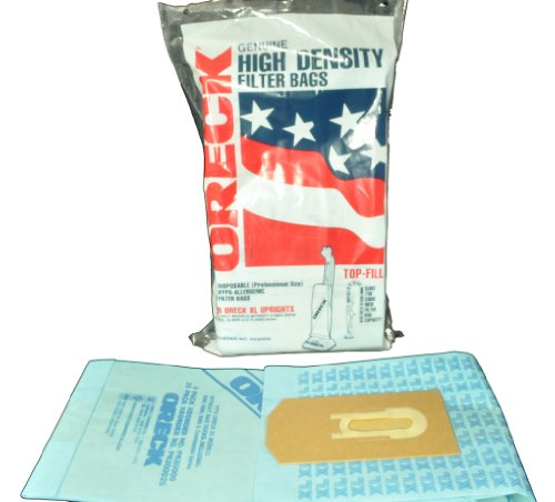 Oreck Upright Vacuum Cleaner Bags