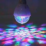 nanxing 2 unids DJ etapa luces lámparas colorido Rotary danza lámpara LED disco bola luces para hallowmas