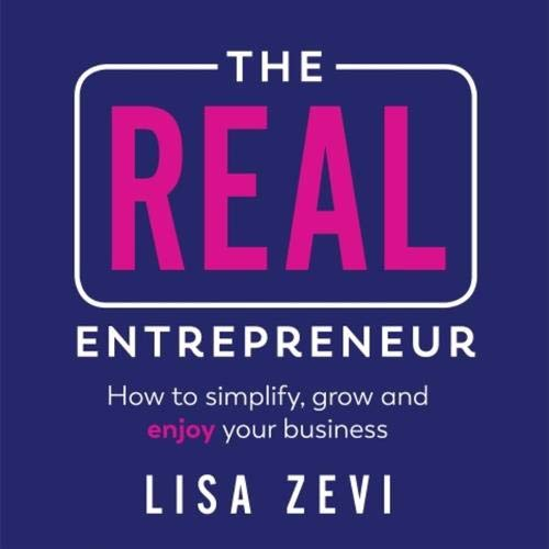 The Real Entrepreneur cover art