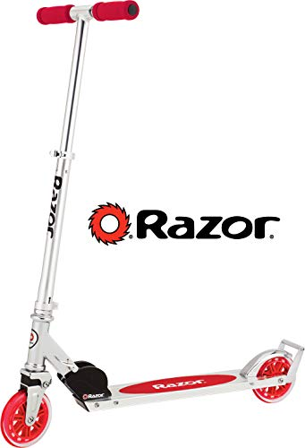 Buy Discount Razor A3 Kick Scooter – Red – FFP, One Size