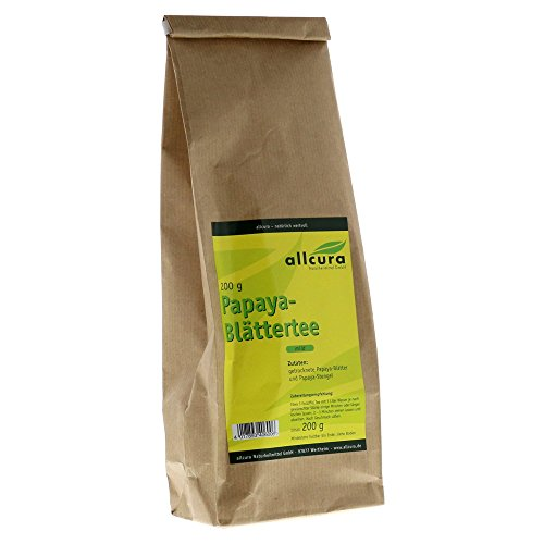 PAPAYA Blaetter Tee, 200 g