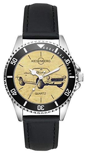 KIESENBERG Uhr - Geschenke für FIAT 124 Spider Oldtimer Fan L-6478
