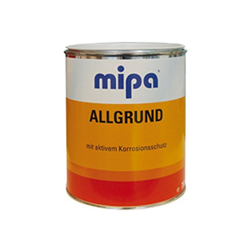 MIPA Allgrund grau ca. RAL7042 Grundierung 2,5Ltr.
