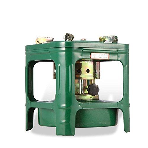 Best Bargain xichengshidai Outdoor Picnic Coal Kerosene Oil Stove Camping Stove Portable Picnic
