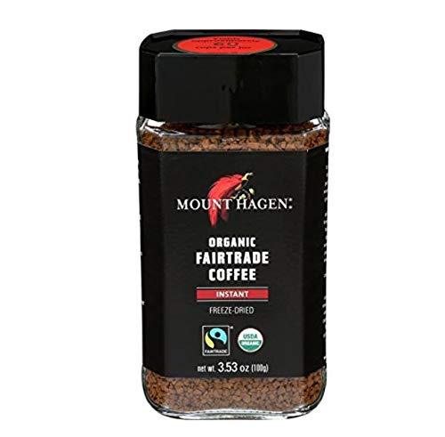 Instant Ground Coffee