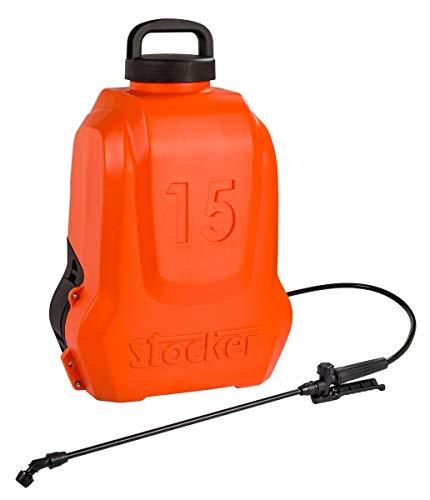 Pompa a zaino elettrica 15 l Li-Ion STOCKER MOD 236 5 bar
