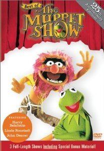 Muppets Show Best of 25th Anniversay with Harry Belafonte,linda Ronstadt & John Denver