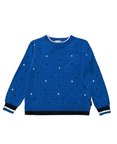 GULLIVER Pullover Jungen Kinder Pullover Junge Cardigan Blau Pulli 98-128 cm