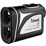 Golf Range Finder with Slope - 6X Range Finder Golf, 700 Yards Laser Golf Rangefinder with Flag-Lock...