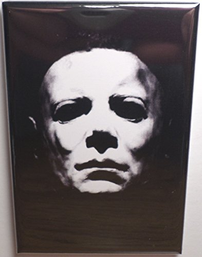 Halloween Michael Myers 2' x 3' MAGNET Refrigerator Locker Movie Image 3