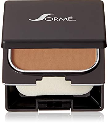 Sormé Cosmetics Believable Finish Wet/Dry Powder Foundation, Golden Tan by Sorm Treatment Cosmetics