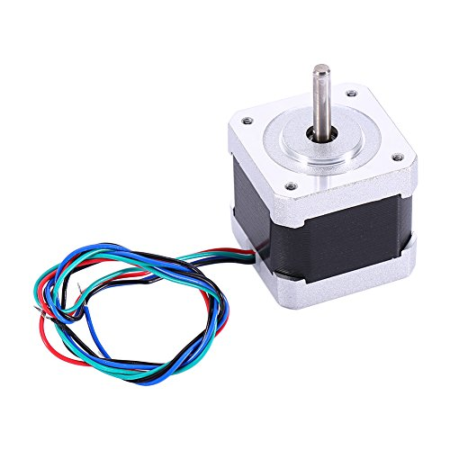Nema 17 stepper motor, 1,3 A, 40 mm, voor CNC-router of Mill