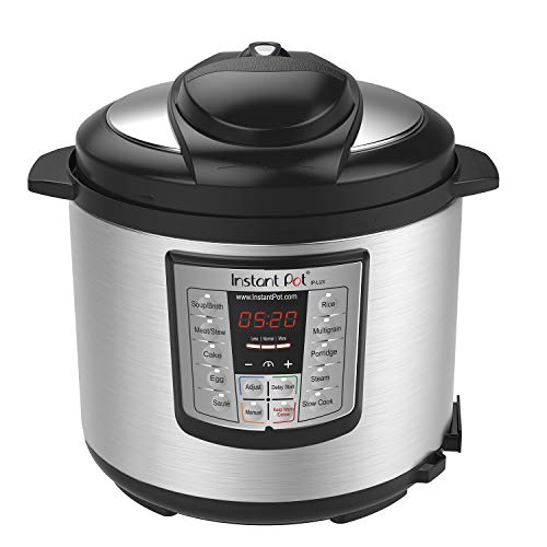 Instant Pot LUX60V3 V3 6 Qt 6-in-1 Multi-Use Programmable Pressure Cooker, Slow Cooker, Rice...