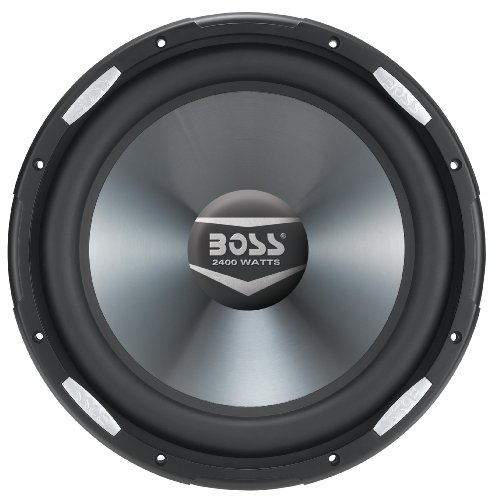 BOSS Audio Systems AR12D 2400 Watt, 12 Inch , Dual 4 Ohm Voice Coil Car Subwoofer