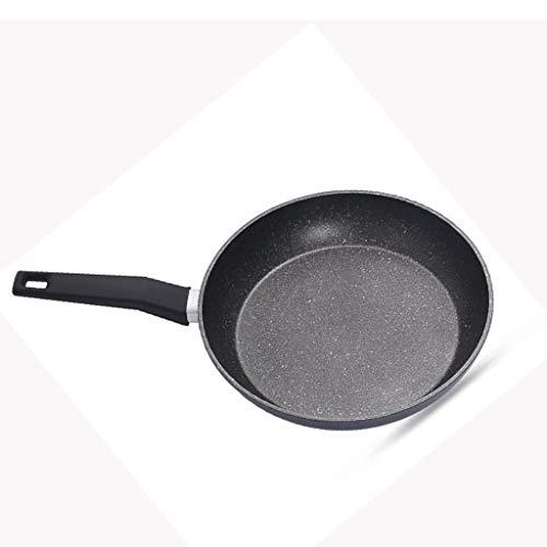 Bak Wok Flat Pans Niet Stick Pan Minder Oliedampen Koken Pan Fry Wok Toepassen Op Inductie Cooker Gas Fornuis 26/28/30CM Fry Wok