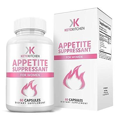Keto Pills | Weight Loss for Women | Appetite Suppressant | Ketogenic Weight Loss Pills | Keto Diet Supplement | Keto Pills Weight Loss | 60 Capsules