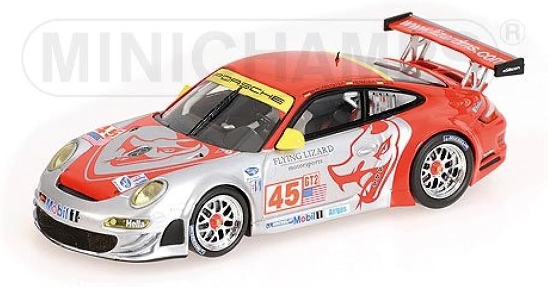 Minichamps 400087845 Modell Auto Porsche 911 GT3 RSR Bergmeister 12H SEBRING 2008 Maßstab  1  43 B0028A1IUG Einzigartig   | Trendy