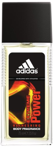adidas Extreme Power Deodorant Spray 75 ml, 1er Pack (1 x 75 ml)