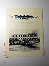 Article: TAT - Transcontinental Air Transport, Inc. New York to Los Angeles in an Unheard of 48 Hours!