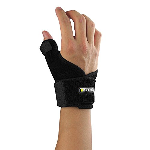 Bracoo Thumb Splint Support Brace, Spica, CMC Splint for Arthritis, De Quervain's, Carpal Tunnel...