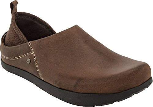 Kalso Earth Shoes Women's Bridle Brown Harvest 6.5 Medium US