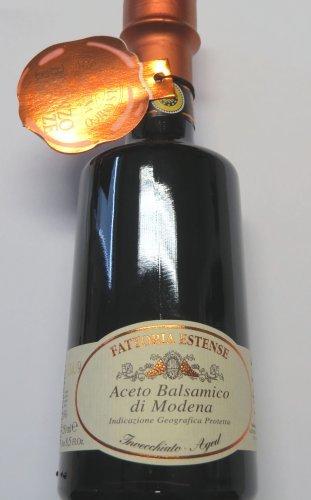 Fattoria Estense Aceto Balsamico BRONZE - Balsamico di Modena -