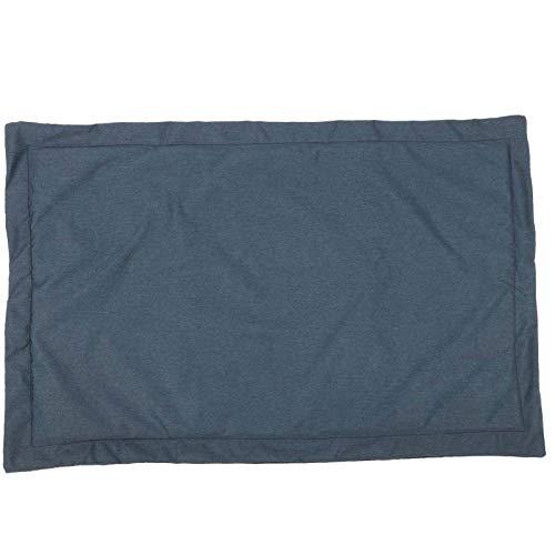 Cosiki Saco de Dormir para Mascotas, colchón Universal para Perros, Cama para Mascotas para Estera para Dormir(Navy Blue, XL)