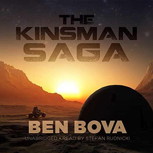 The Kinsman Saga copertina