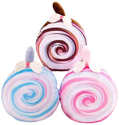 DQMSB Felpa Juguetes De Peluche Juguetes Conjuntos Lollipop del Caramelo/Cojín/Almohada Regalos Creativos Regalo De Cumpleaños Regalo De Presión Muñeca Hecha A Mano Balancines De Peluche
