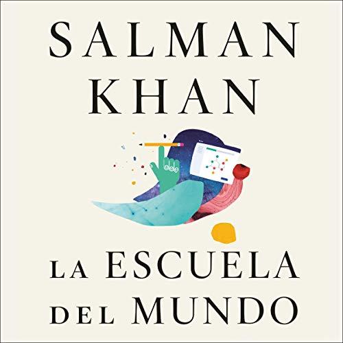 Diseño de la portada del título La escuela del mundo