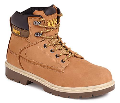 Worksite unisex SS613SM scarpe di sicurezza, 9 UK, Honey