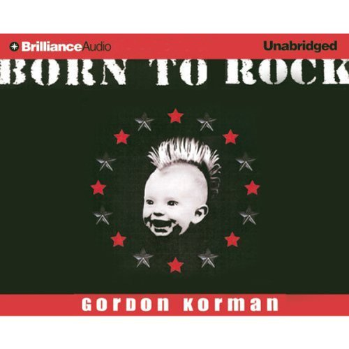 Born to Rock audiobook cover art