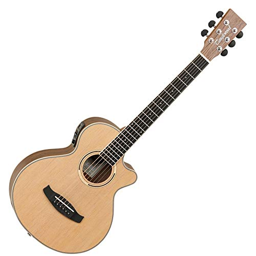 Tanglewood Discovery DBT TCE BW - Guitarra electroacústica