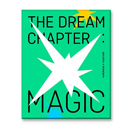 Bighit Ent Tomorrow X Together TXT - The Dream Chapter : Magic [Sanctuary ver.] Album+Poster+Extra Photocards Set