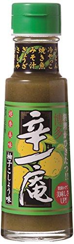 コックソース 博多 辛一庵 柚子こしょう味 120g