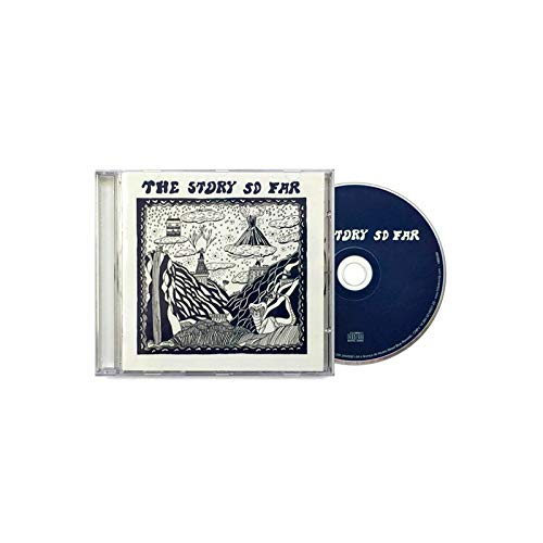 "The Story So Far ""S/T"" CD"