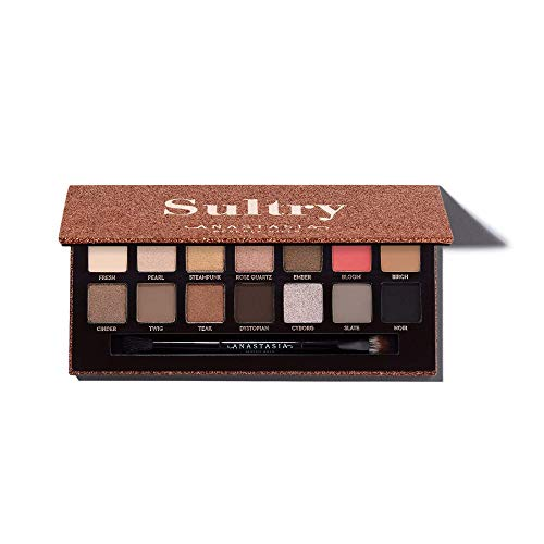 Anastasia Sultry Eye Shadow Palette