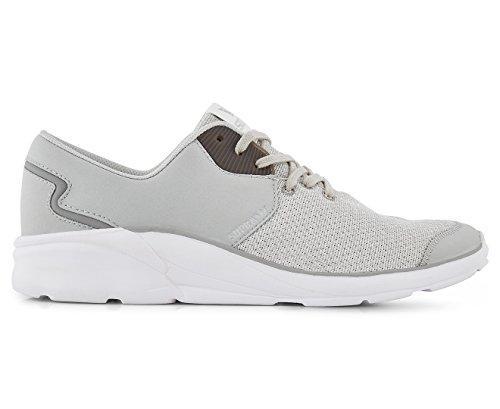 Supra Noiz Sneaker Herren Grau - 39 - Sneaker Low Shoes