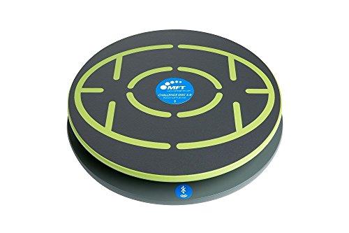 MFT Allenamento e Terapia Dispositivo Challenge Disc 2.0Bluetooth, Grigio/Verde, 44, 9005