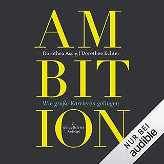 Ambition. Wie große Karrieren gelingen Titelbild