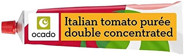 Ocado Italian Tomato Puree Double Concentrated - 200g (0.44 lbs)