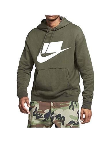 Nike Sudadera Sportswear NSW Verde Hombre