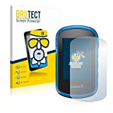 BROTECT Protector Pantalla Cristal Mate Compatible con Garmin eTrex Touch 35 Protector Pantalla Anti-Reflejos Vidrio, AirGlass