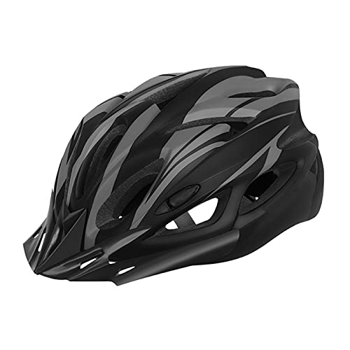 Cascos de ciclismo de bicicleta con luces traseras, bicicletas de montaña masculinas, bicicletas de carretera, sombreros de seguridad, equipo de bicicleta, cascos de montar (con luces traseras)