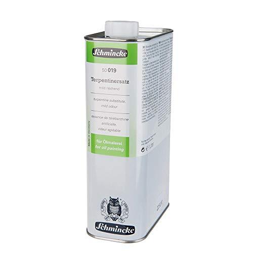 Schmincke Terpentinersatz, 1000ml Öl Hilfsmittel 50 019 029