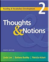 Thoughts & Notions, 2/e * Text (214 pp) (Thoughts & Notions 2/e)