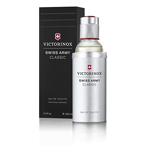 Victorinox Swiss Army Spray for Men, 3.4 Ounce
